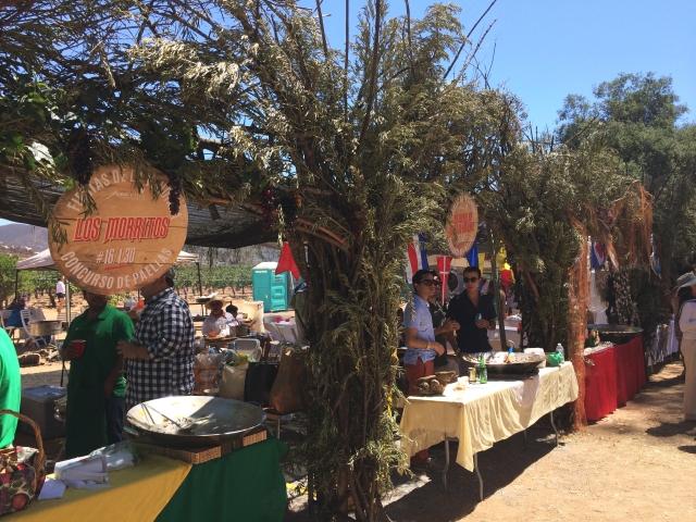 Paella fest vendimia