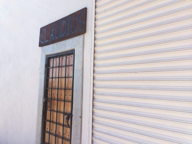 Claudius Winery Baja