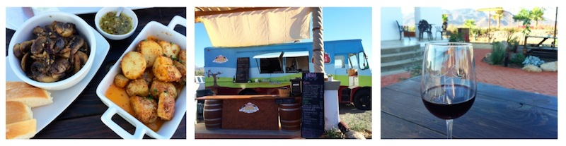 Adobe Food Truck Valle De Guadalupe